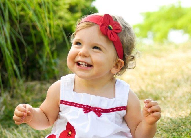 Социально-коммуникативное и речевое развитие годовалого ребенка