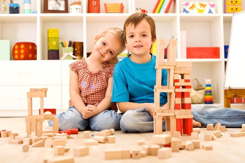 Развить интеллект ребенка