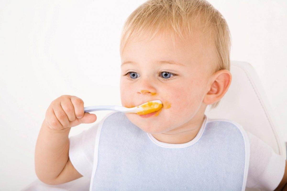 Режим дня и питания для детей 1 года