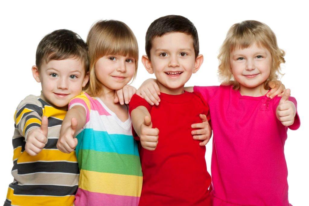 Развитие речи у детей 4 лет