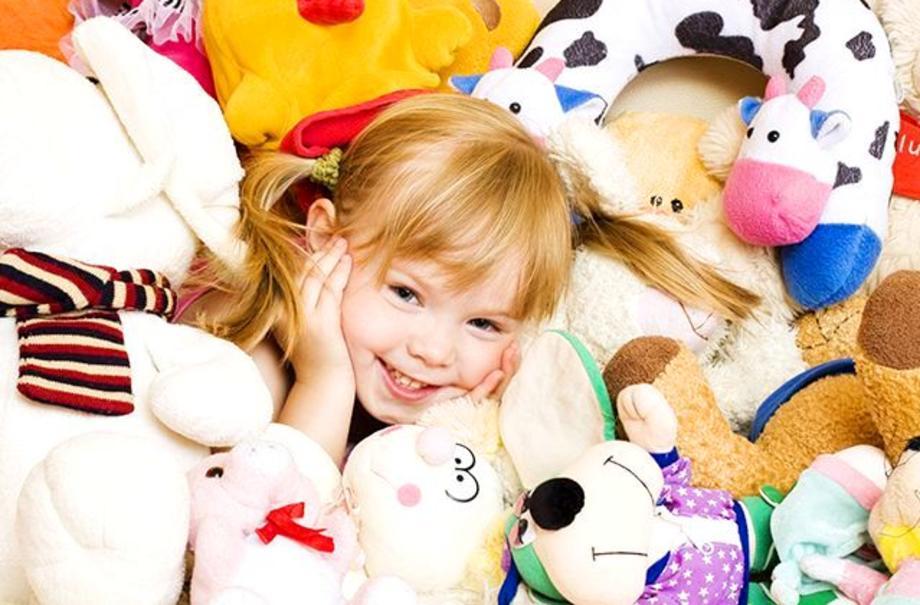 Какие игрушки нужны детям?