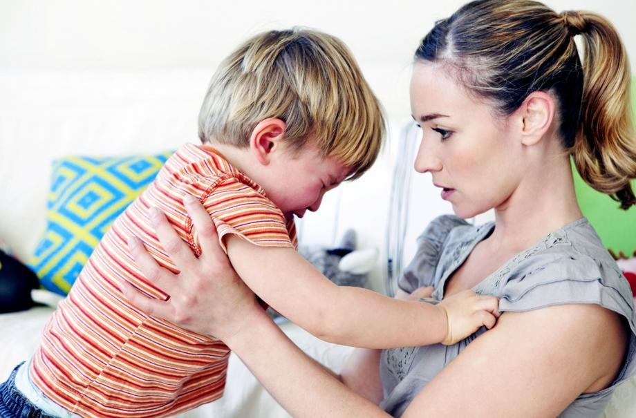 Как справиться с детскими капризами?