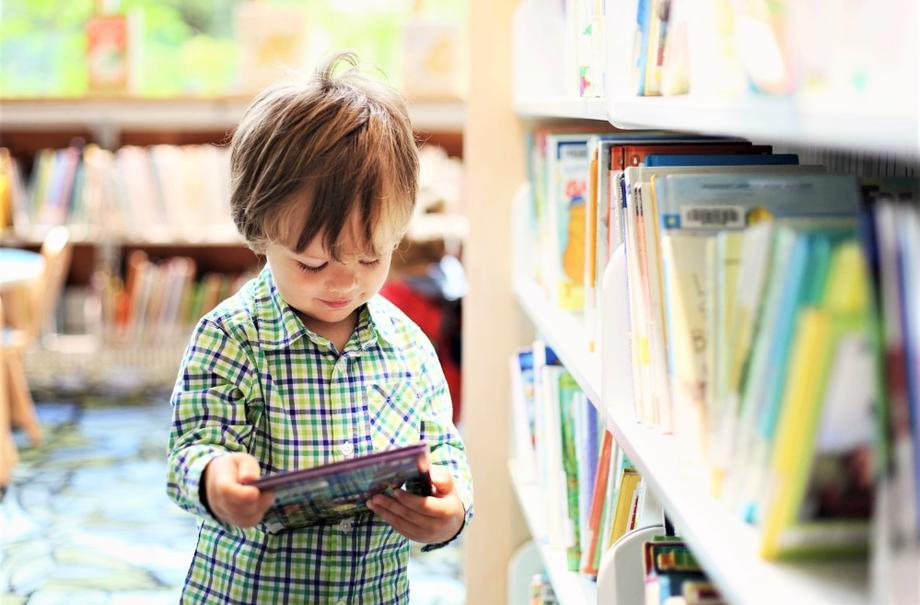 Как привить малышу любовь к чтению?
