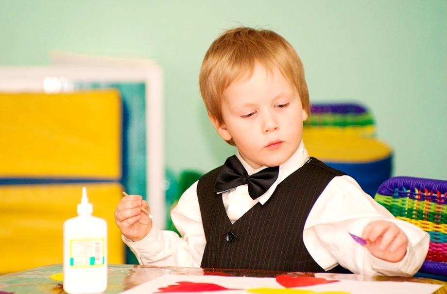 Как воспитать аккуратного ребенка?