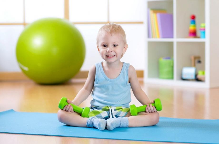Физическое развитие ребенка: советы для родителей