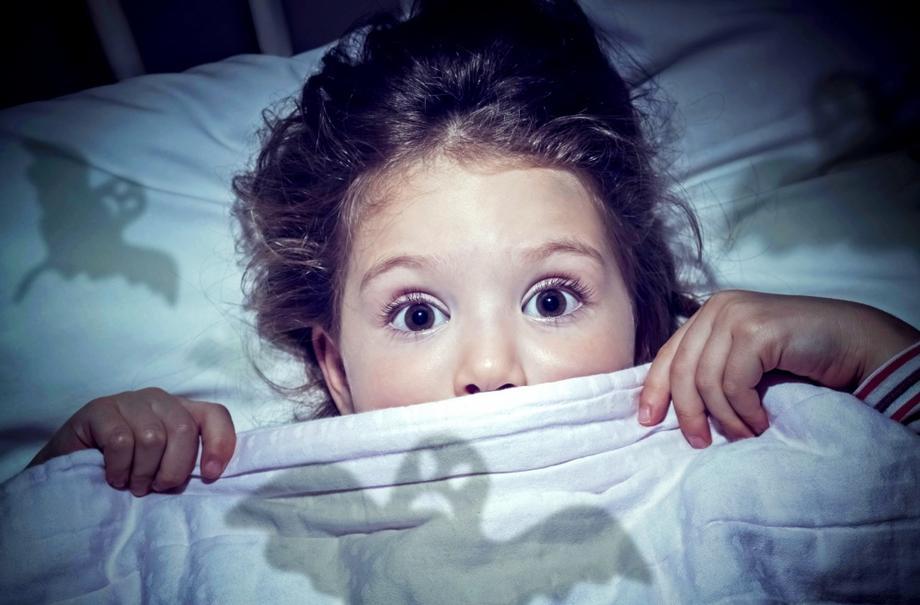 Детские страхи: в чём их причина и как с ними бороться?