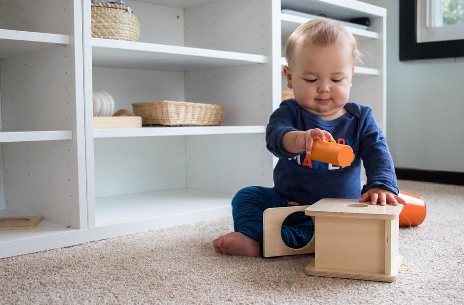 Чем занять детей дома? Картотека развивающих игр по методике Монтессори