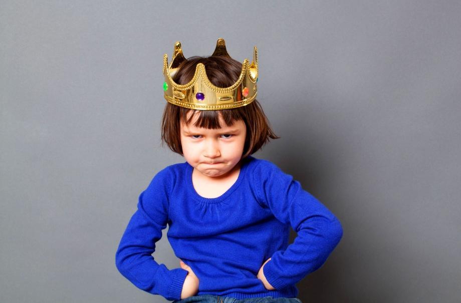 Избалованный ребенок. Нужно ли ограничивать малыша во внимании?