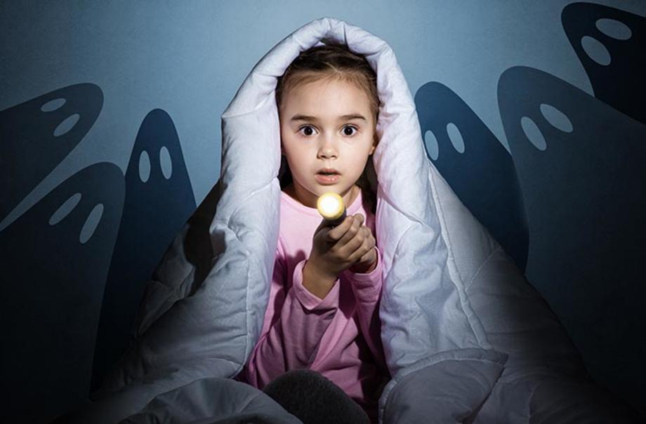 Страхи в детском возрасте и как их преодолеть