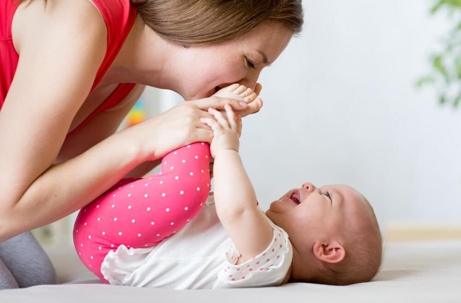 5 условий гармоничного развития младенцев
