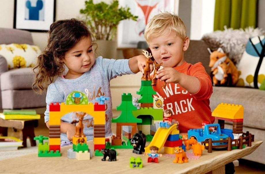 Как конструкторы Лего способствуют развитию детей?