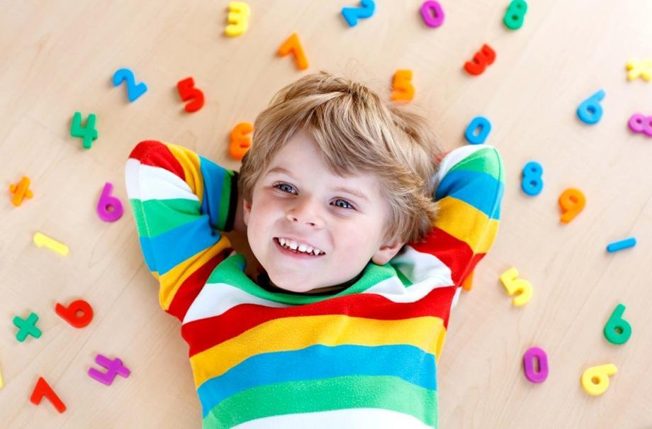 Как научить ребенка считать: математические игры для дошкольников