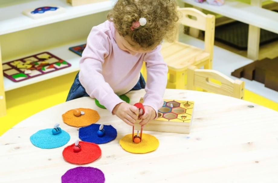 20+ идей Монтессори занятий для детей в 2-3 года