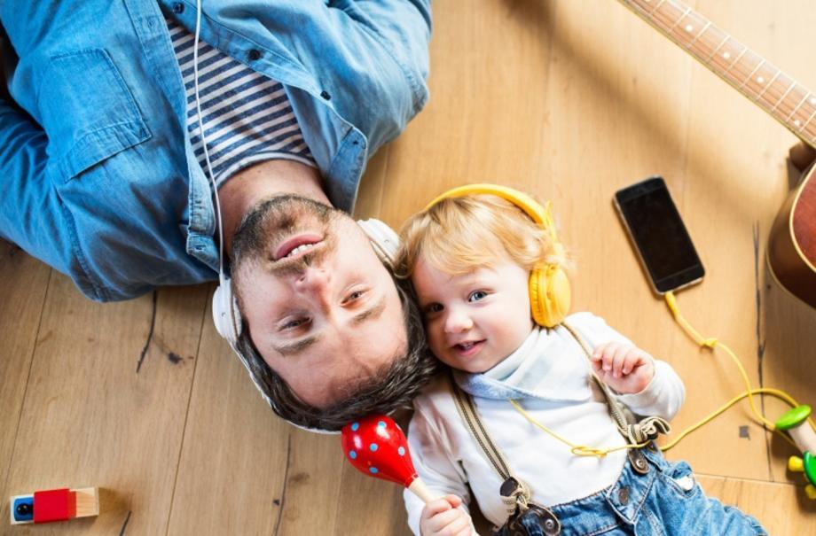 Музыка на пользу детского развития