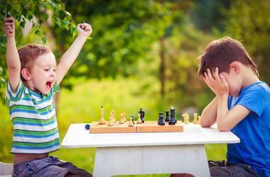 Как научить малыша справляться с неудачами?