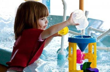 Игры и опыты с водой в домашних условиях