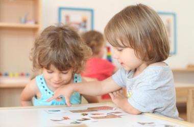 Адаптация методики Монтессори для детей разного возраста