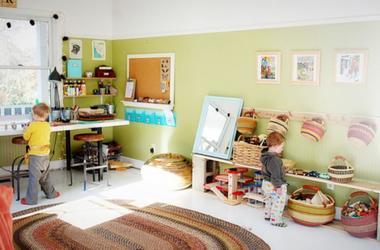 Развивающая среда для ребенка дома. Советы Монтессори педагогов
