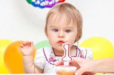 Календарь развития: что должен уметь ребенок в 1 год