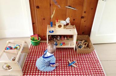 Существует ли Монтессори для младенцев? Развивашки по месяцам