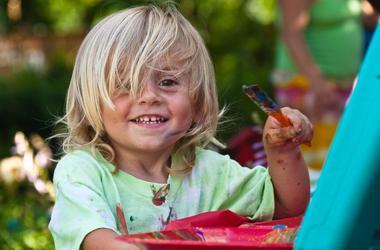 Детское творчество. Что важнее: процесс или результат?