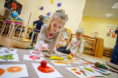 Общеразвивающие занятия (3-6 лет)