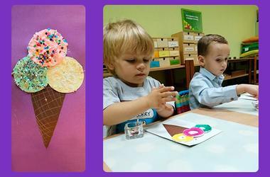 Творческая студия для малышей