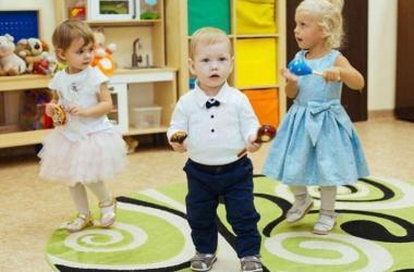 Занятия музыкой для детей 2-3-4 лет