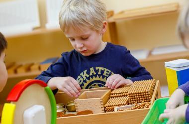 Общеразвивающие занятия (от 4 до 7 лет)
