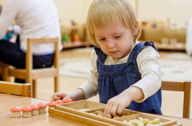 Общеразвивающие занятия (от 1,7 до 3 лет)
